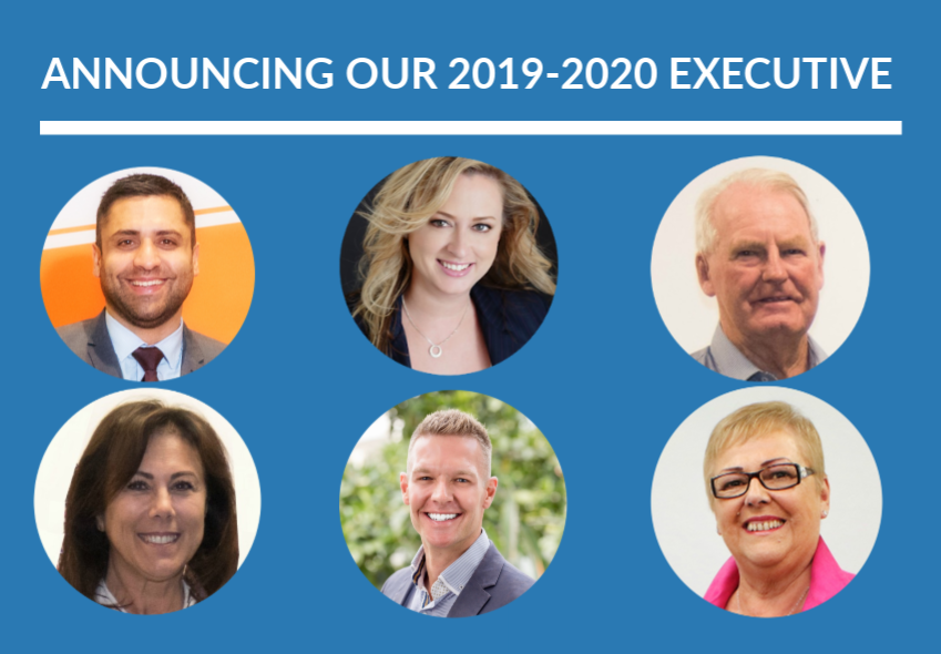 ACA announces new Executive for 2019-2020