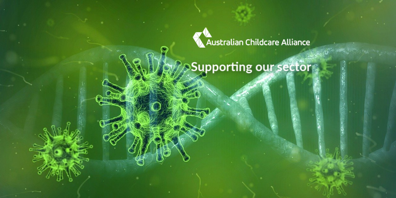 Coronavirus updates for the early learning sector